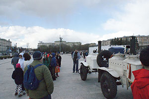 The Siege of Leningrad Tour - 7
