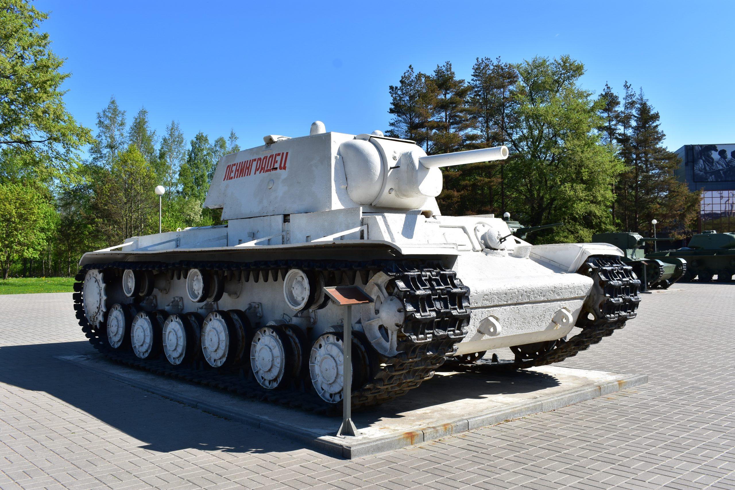 The Siege of Leningrad Tour - 8