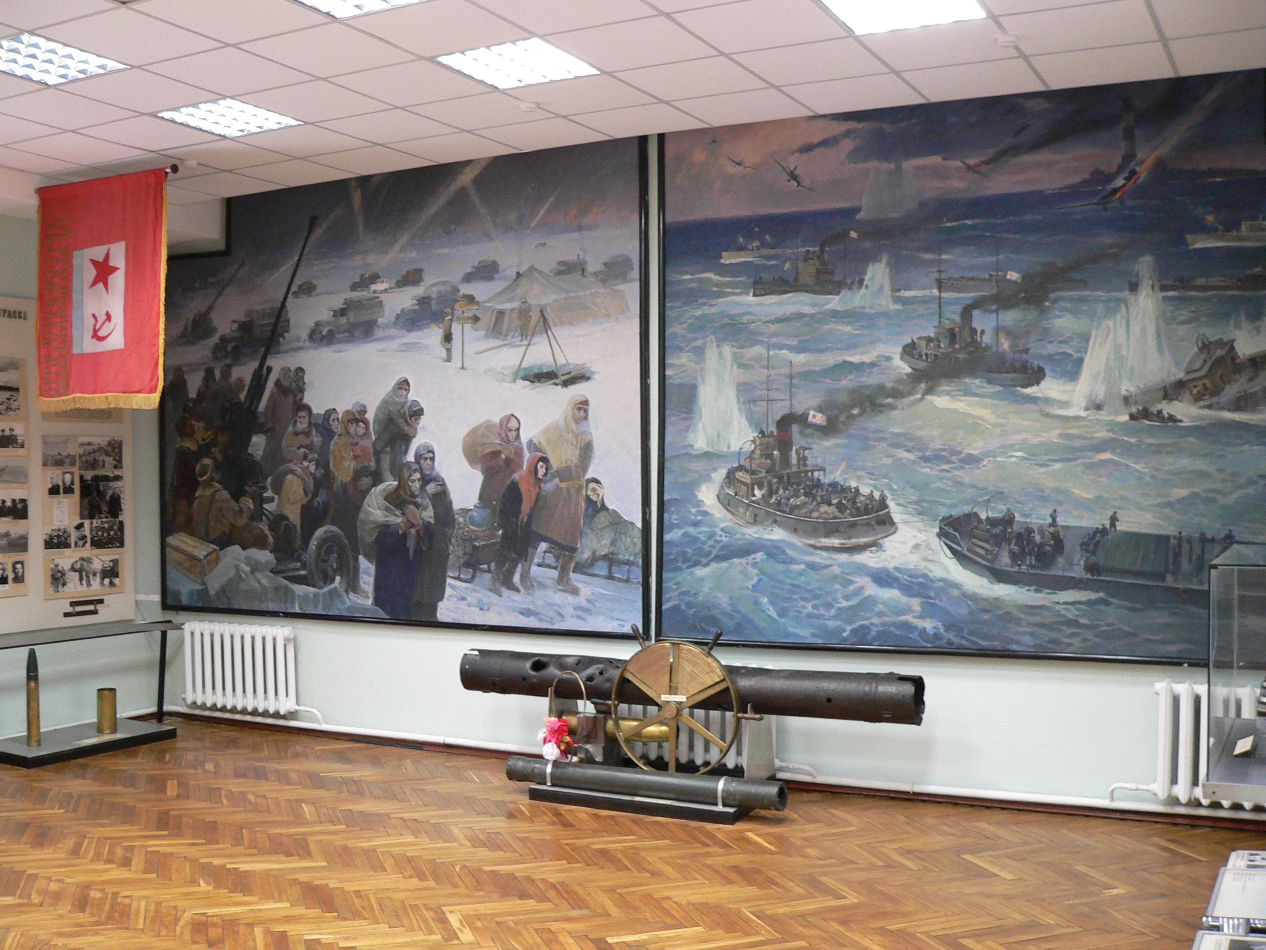 The Siege of Leningrad Tour - 10